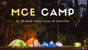 Acampamento Leiria-Fátima & Aveiro @ Praia Fluvial de Canaveias