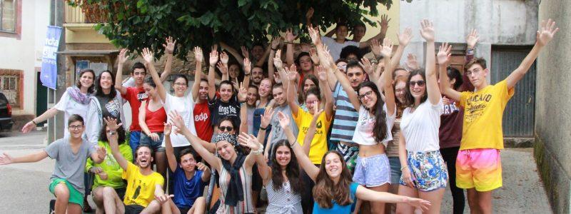 Acampamento MCE Leiria-Fátima